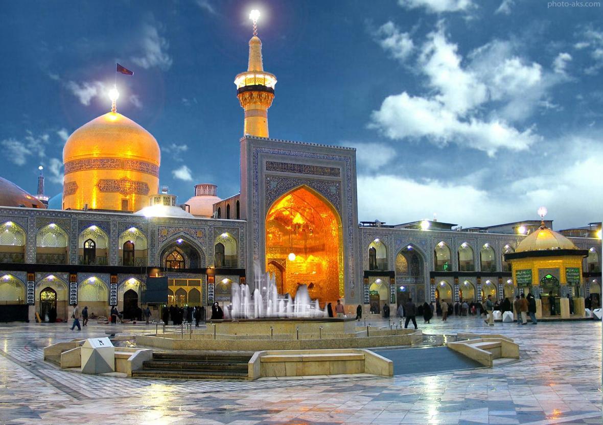 سفر به مشهد هم زیارت است هم سیاحت