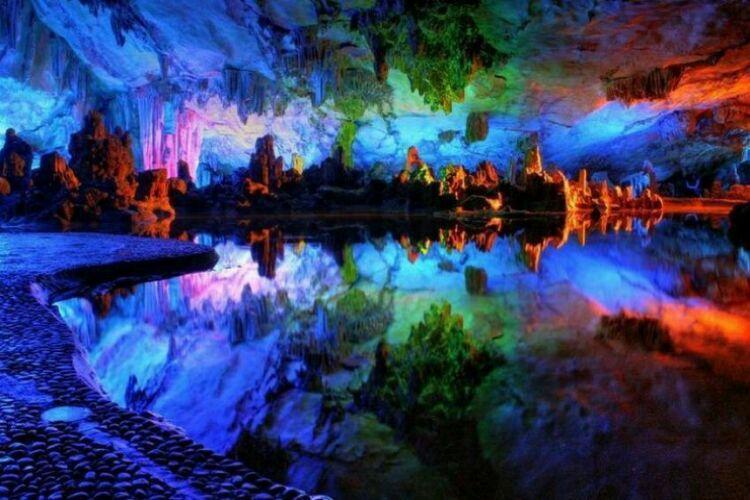با غارهای زیبای دنیا آشنا شویم
