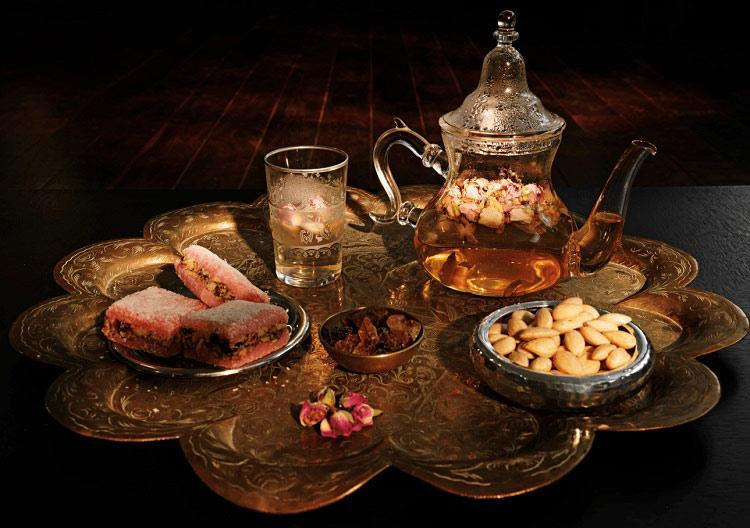 چای به عنوان یک نوشیدنی بین المللی