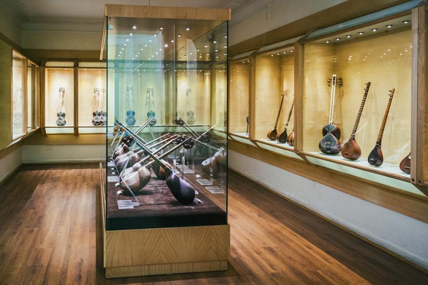آشنایی با موزه موسیقی ایران