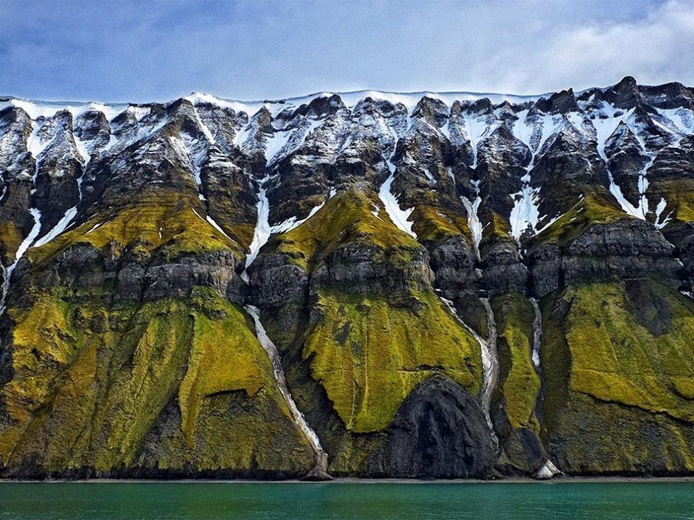 شمالی ترین سکونتگاه بر روی زمین، نروژ