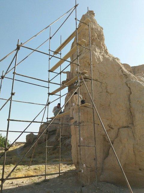 کشف 9 لایه باستانی در یک محوطه تاریخی