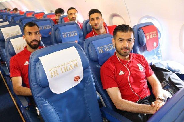 منتظری: پوشیدن پیراهن تیم ملی افتخار است، سیدجلال از دوستان خوب من است