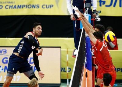 دیدار دوستانه والیبال، تیم ایران مغلوب آمریکا شد، شاگردان کواچ بر کانادا غلبه کردند