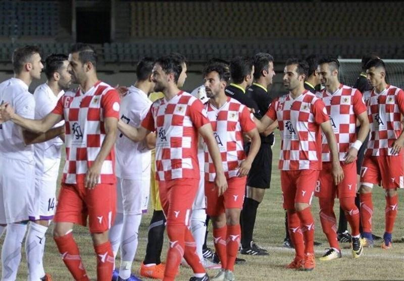 جام حذفی فوتبال، پیروزی مقاومت تهران برابر استقلال جنوب در نیمه اول