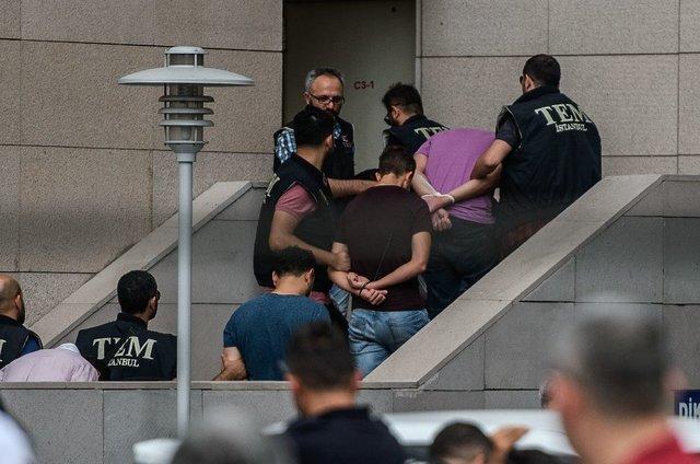 دادستانی ترکیه دستور بازداشت 110 عضو نیروی هوایی را صادر کرد