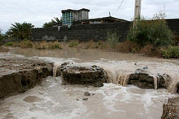بارش های رگباری و رعدوبرق در اردبیل، احتمال وقوع سیل و آبگرفتگی