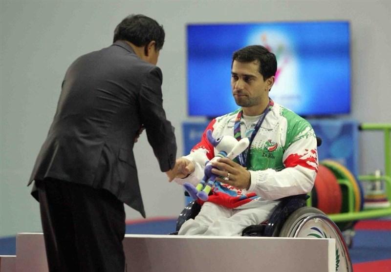 ملی پوش تیم وزنه برداری معلولان: شاید در پارالمپیک 2020 در یک وزن بالاتر رقابت کنم