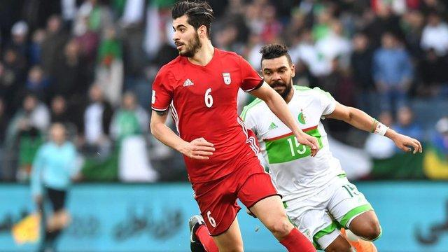 عزت اللهی: سرعت و فشار فوتبال انگلیس زیاد است