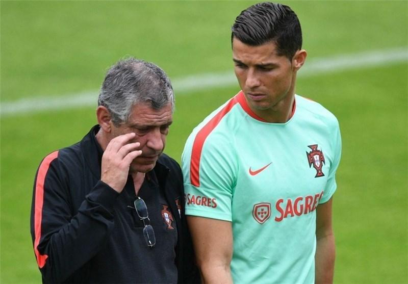 فوتبال دنیا، سانتوس: دعوت نکردن کریستیانو رونالدو به اردوی پرتغال ربطی به اتهام او ندارد