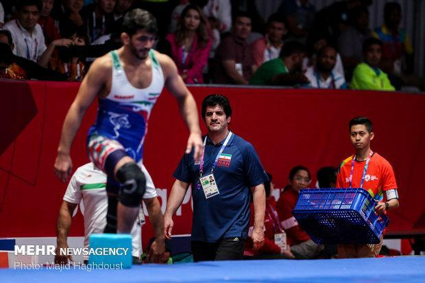 دورخیز کشتی ایران برای المپیک 2020 و حفظ اعتبار ملی