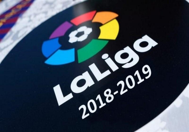 فوتبال دنیا، جدول رده بندی لالیگا در سرانجام شب دوم از هفته هشتم