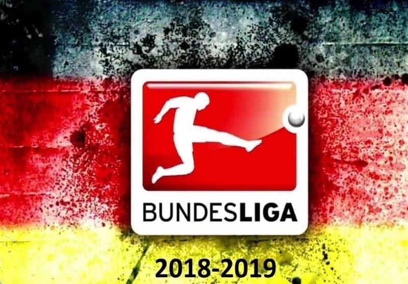فوتبال دنیا، جدول رده بندی بوندس لیگا در انتها شب دوم از هفته هفتم