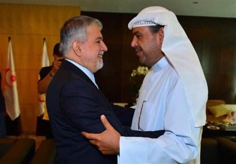 المپیک جوانان 2018، شیخ احمد: اگر کناره گیری رؤسای فدراسیون بازنشسته و معرفی فرد جدید در سیستم دموکراتیک باشد, مشکل خاصی نیست