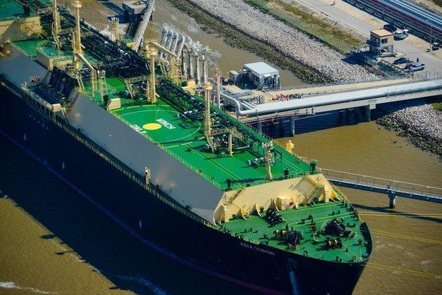 قیمت LNG در آسیا گران تر می گردد