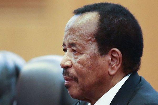 بیا بار دیگر رئیس جمهوری کامرون شد