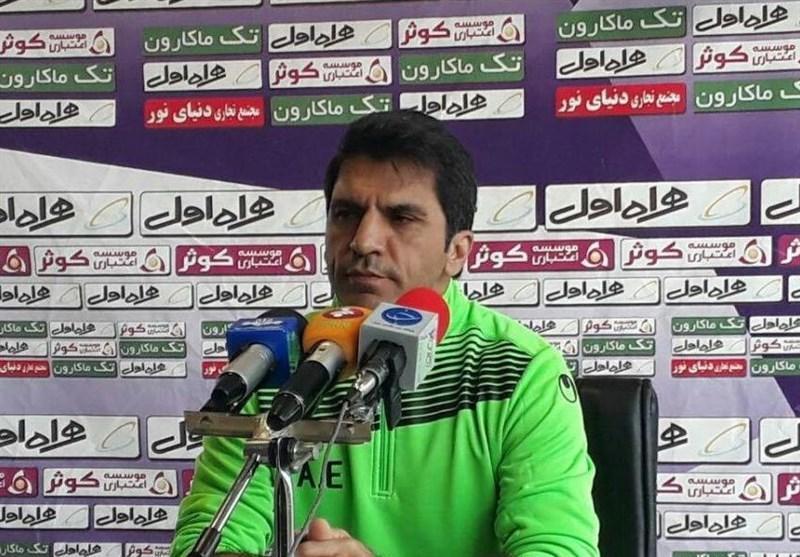 تبریز، علیرضا امامی فر در نشست خبری پیش از دیدار تراکتورسازی - سپیدرود حاضر نشد