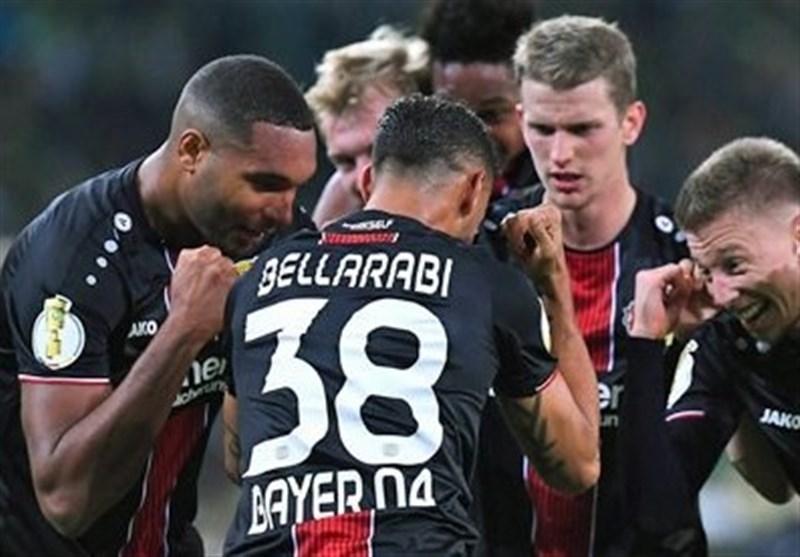 فوتبال دنیا، راسنبال لایپزیگ و بایرلورکوزن به دور سوم جام حذفی آلمان رسیدند