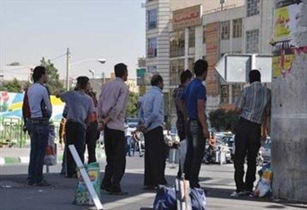 کاهش نرخ بیکاری استان ایلام نسبت به میانگین کشوری