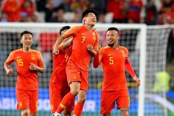 ترکیب تیم ملی فوتبال چین مقابل ایران تعیین شد