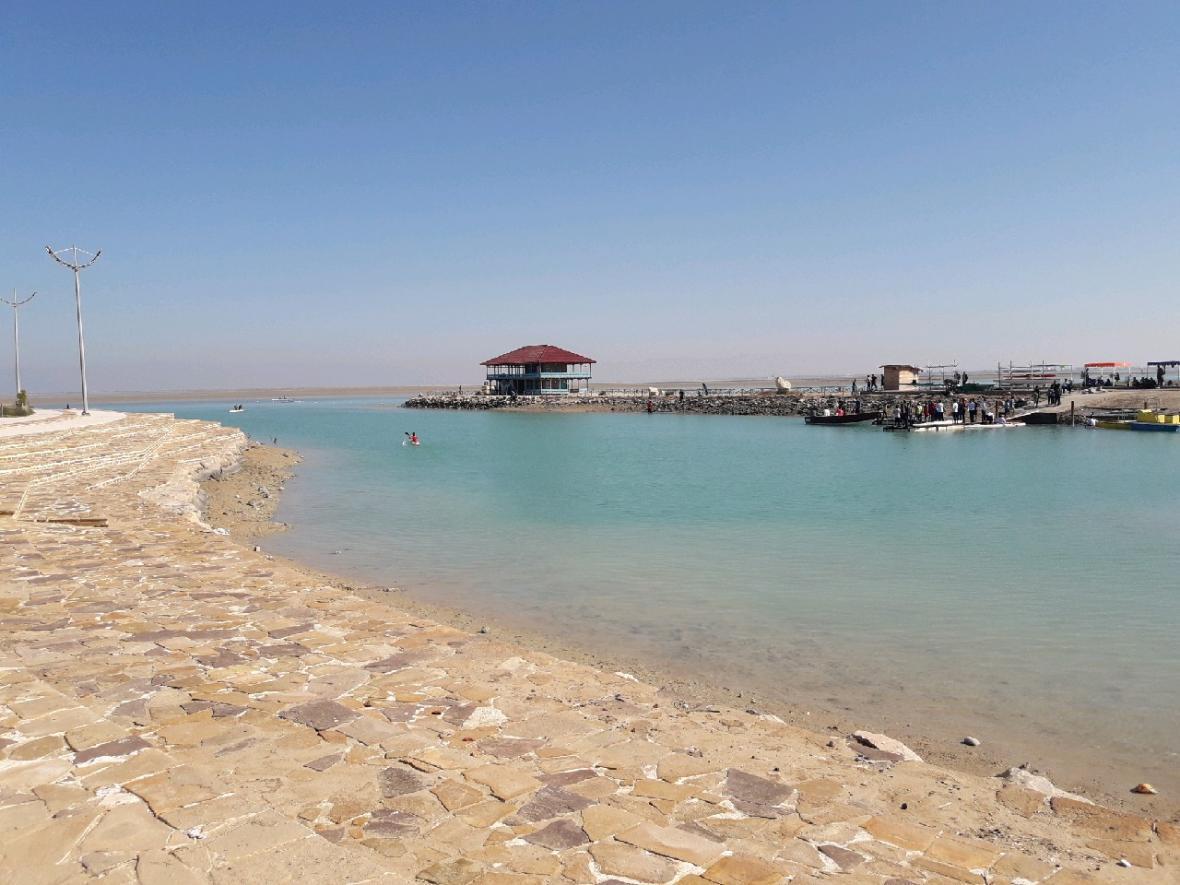 معرفی استعداد های برتر قایقرانی در بوشهر