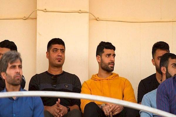 طارمی در بوشهر، بی خیال انتقاد قطری ها