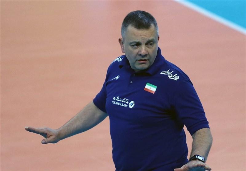 فدراسیون والیبال ایران با کولاکوویچ ادامه می دهد