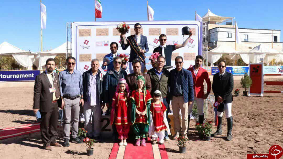 کرمان میزبان سوارکارانی از 6 استان کشور