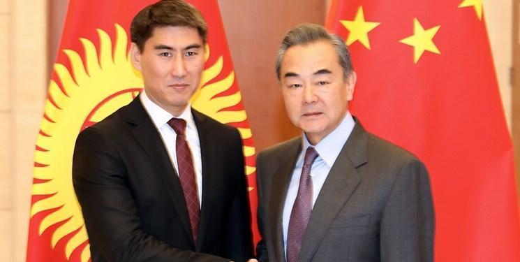 همکاری های دوجانبه محور رایزنی وزرای خارجه قرقیزستان و چین