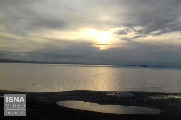 افزایش 470 میلیون مترمکعبی حجم آب دریاچه ارومیه