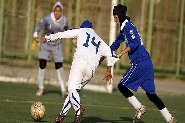 هفته چهارم لیگ برتر فوتبال بانوان