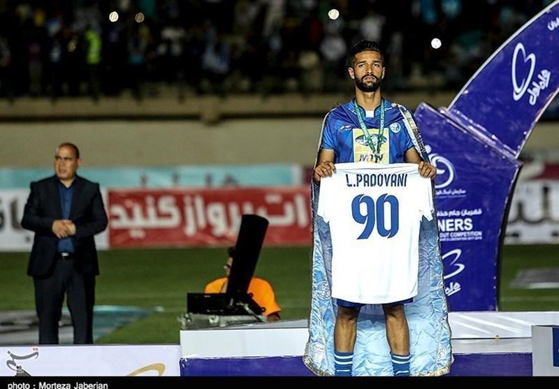 سهرابیان: مصدومیت بدموقع باعث شد تیم ملی را از دست بدهم، قراردادم را با استقلال تمدید می کنم