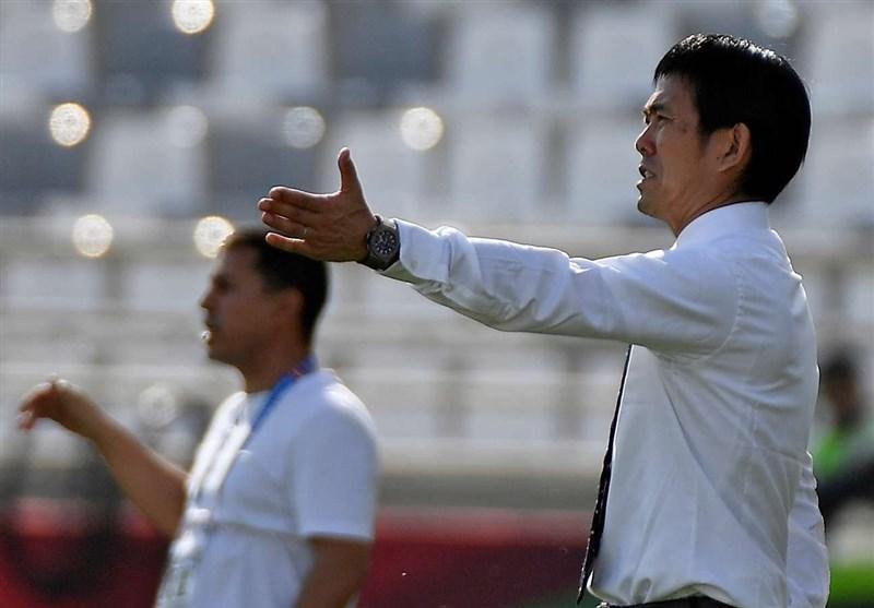 سرمربی ژاپن: بازیکنانم به خوبی مبارزه کردند و انسجام شان را نشان دادند، می دانستم بازی سختی برابر ترکمنستان داریم