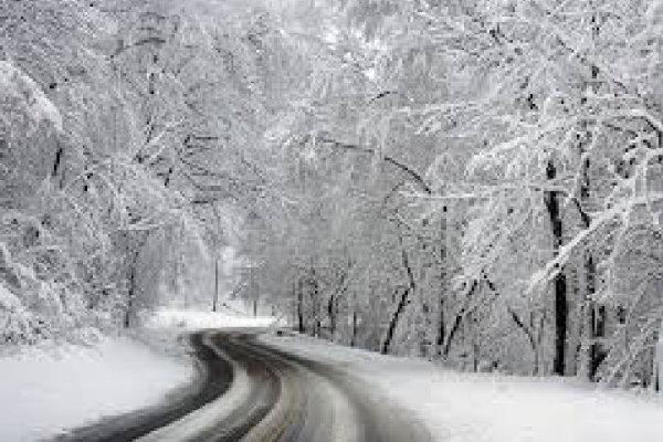 بارش 20 سانتی متری برف در نمین، دمای اردبیل همچنان کاهش می یابد
