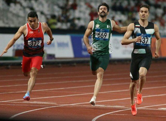 ایران میزبان مسابقات دوومیدانی آسیای میانه شد