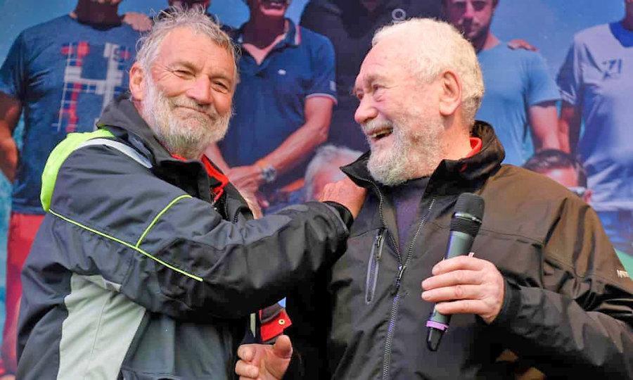 دور جهان در 212 روز ، ملوان 73 ساله رکورد زد