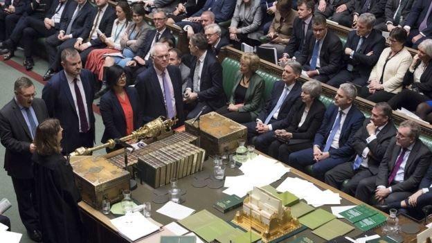 مجلس انگلیس به تغییر در توافق برگزیت رای داد ، اروپائیان تغییر را منتفی دانستند