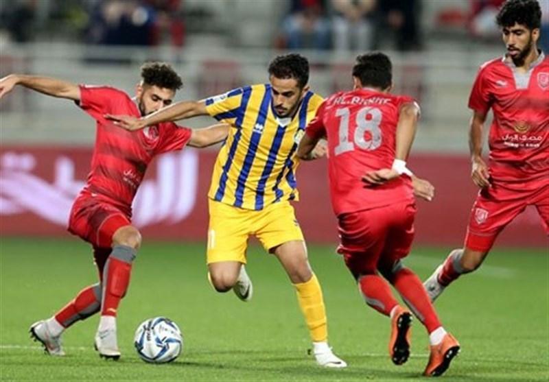 قهرمانی الغرافه در جام حذفی قطر در غیاب مهدی طارمی