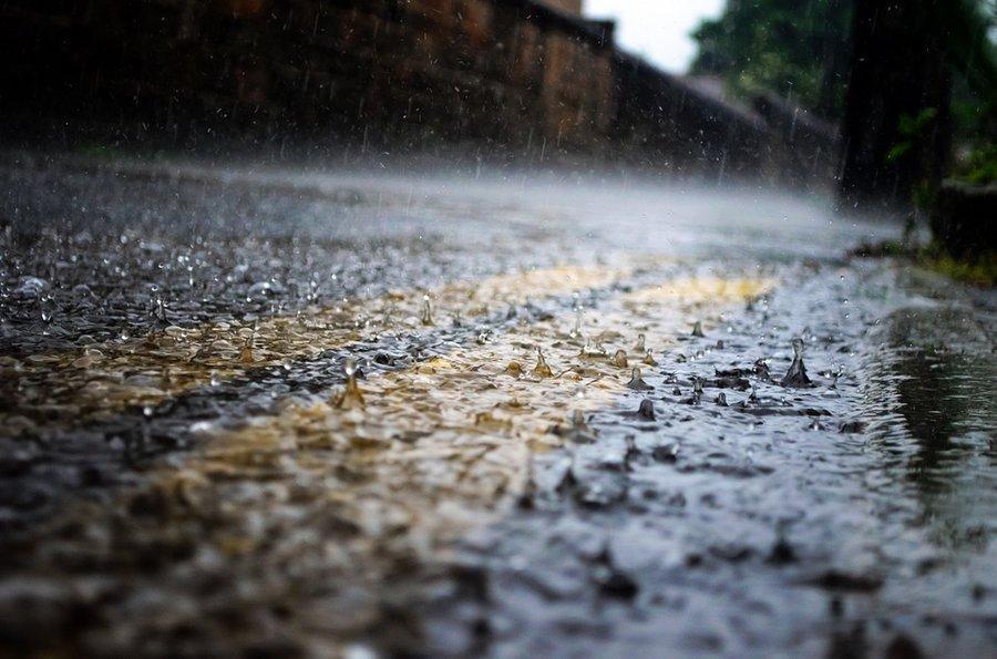 ایران بارانی می گردد