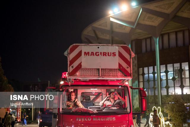 طرح آتش نشانی برای شب عید و استقرار در میادین پرتردد