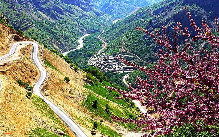 راهنمای سفر به نیمه غربی ایران