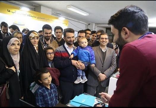 کوشش آذری جهرمی برای حمایت از کالای ایرانی
