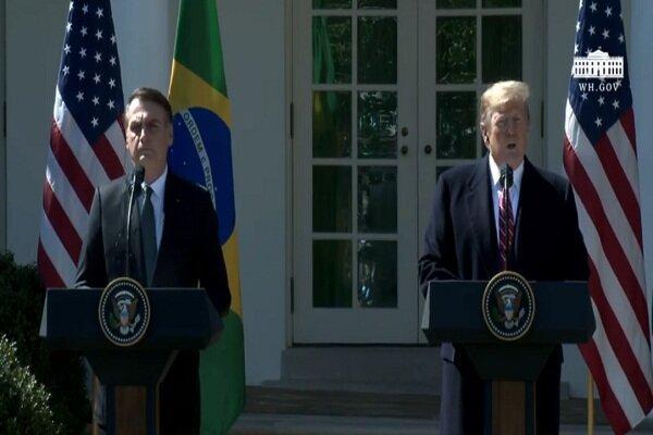 ترامپ: همه گزینه ها درباره ونزوئلا روی میز است