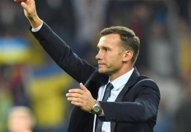 واکنش شوچنکو به موضعگیری ها علیه خط زدن یک بازیکن به تیم ملی اوکراین