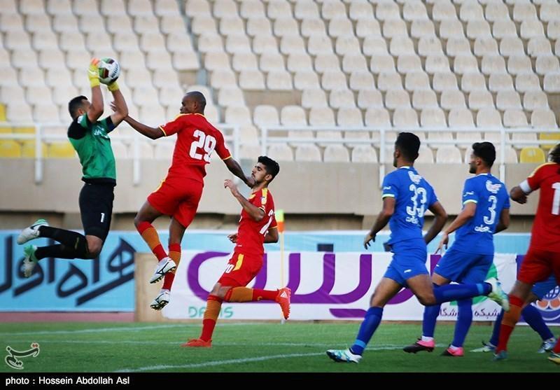 لیگ برتر فوتبال، استقلال خوزستان با شکست در دربی اهواز به سقوط نزدیک تر شد