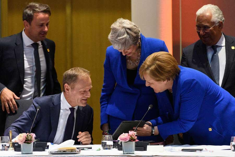 اتحادیه اروپا باز هم با تمدید مهلت برگزیت موافقت کرد