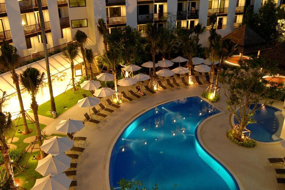 آشنایی با هتل ای بیس پتونگ پوکت 3 ستاره