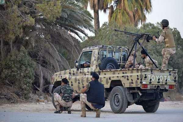 افزایش قربانیان درگیری های نظامی در لیبی، 264 کشته و 1266 زخمی