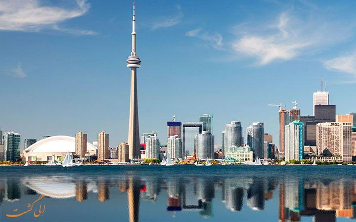 معرفی بهترین هتل های تورنتو کانادا