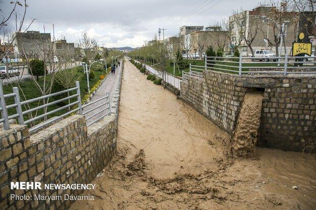 نتایج تحقیقات میدانی وقوع سیلاب ها در دو نقطه بوشهر اعلام شد